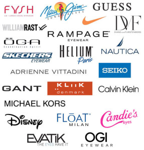 Complete Family Eyecare Brands