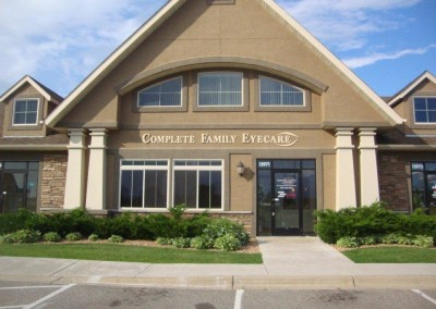Complete Family Eyecare Location