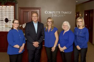 Complete Family Eyecare Team