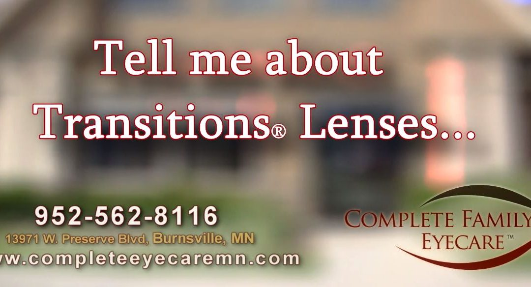 Pros and Cons of Transitions Lenses
