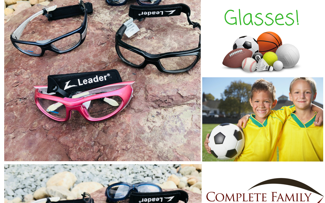 Kids Sports Performance Glasses