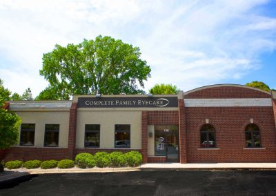 Complete Family Eyecare Office Building Prior Lake Minnesota